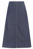Closed Denim midi skirt