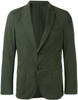 Officine Generale two button blazer - men - Cotton/Polyester - 48