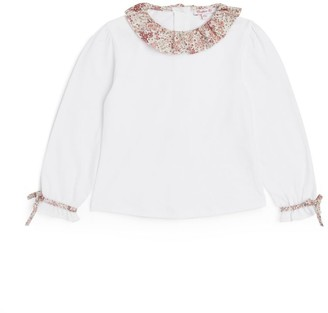 Trotters Arabella Floral Shirt (2-11 Years)