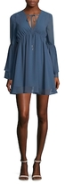 Lucca Couture Gracie Bell Sleeve Dress