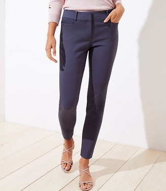 LOFT Petite Skinny Pants in Curvy Fit