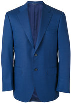 Canali formal blazer - men - Cupro/Wool - 50