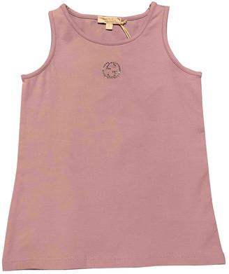 Gucci Purple Cotton Tops