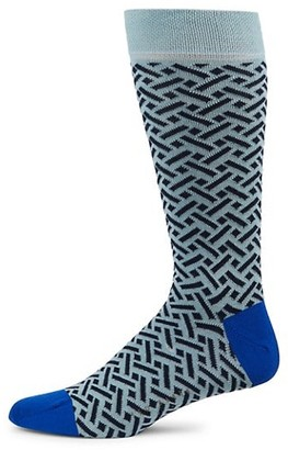 Ted Baker Two-Piece Shoehorn Crew Socks Gift Set
