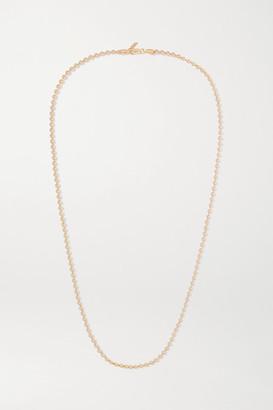 Loren Stewart Net Sustain Gold Vermeil Necklace
