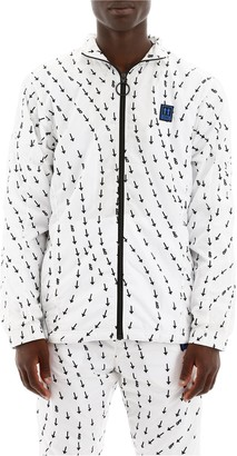 Off-White Arrows Printed Track Jacket