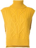 Isabel Marant 'Grant' sleeveless jumper