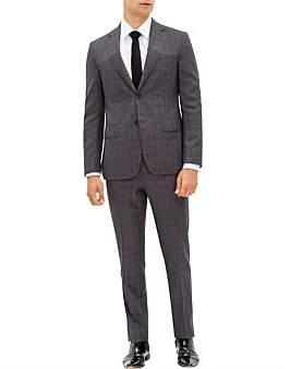 Pal Zileri 2B Sb Sv Fl Pkt Notch Lapel Wl Gentleman Suit