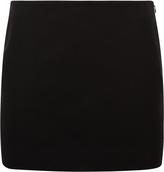 Essentials Bi-Stretch Cotton Mini Skirt