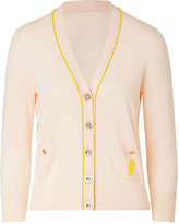 Juicy Couture Rose Cotton Cardigan