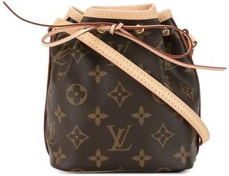Louis Vuitton pre-owned Nano Noe shoulder bag