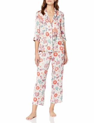 Tiffany Saidnia Women's Secret Trendy Tapestry CLAS Pj Fr Pyjama Sets