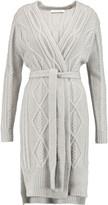Derek Lam 10 Crosby Cable-knit cotton-blend cardigan
