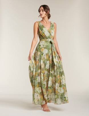 Ever New Winslet Gathered Maxi Dress