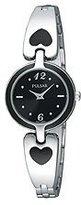 Pulsar 2-Hand with Enamel Inlays Women's watch #PTA497