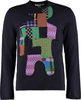 Comme Des Garçons Shirt Comme des Garcons Shirt Crew-neck Wool Sweater