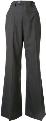 Giambattista Valli High Rise Wide-Leg Trousers