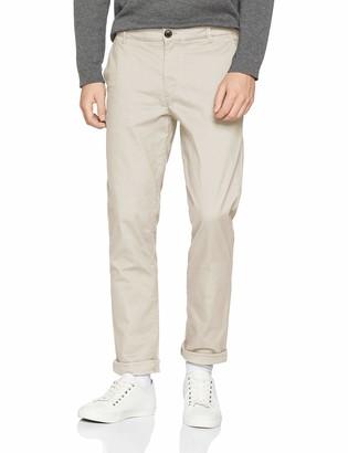 Selected Men's Slhstraight-Paris L. Pants W Noos Trouser