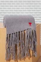 Ami Wool english scarf