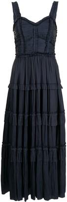 Ulla Johnson Gwynne ruffled dress