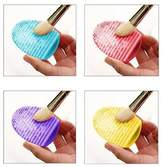 ChuangYu CY 1 set of 4ps Silicone Cosmetic Makeup Washing Brush Cleaner Finger Glove Hand Cleaning Tool