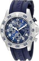 Nautica Men's NAD16512G NSR 104 Analog Display Analog Quartz Watch