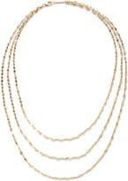 Lana 14k Mega Gloss Blake Multi Necklace