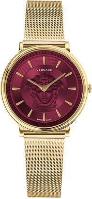 Versace Women's V-Circle Medusa Watch