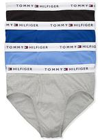 Tommy Hilfiger Classic Fit Brief 4-Pack