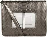Tom Ford Natalia Large Python Shoulder Bag