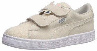 Puma Men's Suede Monster Velcro Sneaker