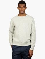 Acne Studios Grey College Sweatshirt
