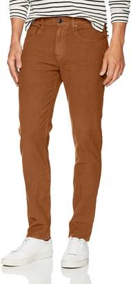 Hudson Men's Axl Skinny Zip Fly Jeans