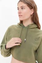 DAY Birger et Mikkelsen Winter Pine Cropped Hoodie Sweatshirt