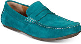 Alfani Men's Sal Suede Penny Drivers, Created for Macy's