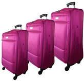 Mcbrine Eco-Friendly Three-Piece 28-Inch Luggage Set