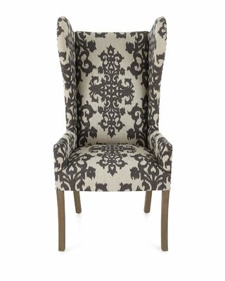 Bungalow Rose Larae Arm Chair Upholstery Color: Casablanca Smoke Ivory