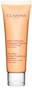 Clarins One Step Exfoliating Cleanser