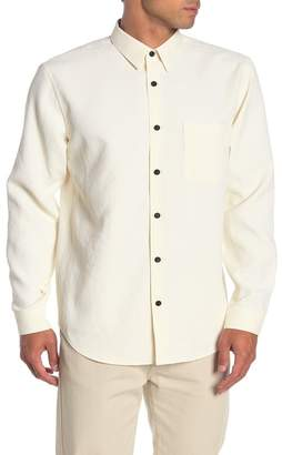 Theory Rammy Forged Trim Fit Shirt