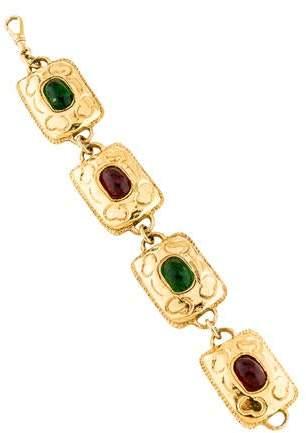 Chanel Gripoix Bracelet