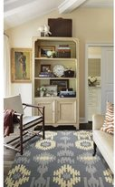 Barclay Butera Prism Pebble Area Rug by Nourison (5'3 x 7'5)