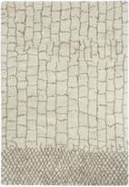 "Capel Tangier 4740-675 Stone 3'11"" x 5'6"" Area Rug"