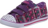 Skechers Little Kid (4-8 Years) Twinkle Toes: Chit Chat-Prolifics Light-Up Sneaker