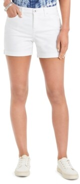 Style&Co. Style & Co Boyfriend Shorts, Created for Macy's