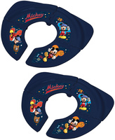 Ginsey Mickey Mouse Folding Travel Potty Seat - Set of Two