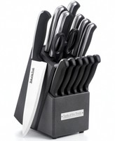 Tools of the Trade 15-Pc. Cutlery Set