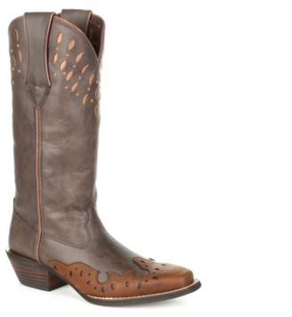 Durango Western Wingtip Cowboy Boot