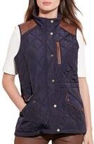 Lauren Ralph Lauren Petite Women's Quilt Vest