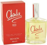 Revlon CHARLIE RED by Eau De Toilette Spray for Women (3.3 oz)