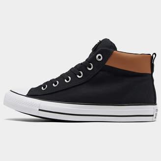 Converse Men's Chuck Taylor Street Space Explorer Mid Top Casual Shoes